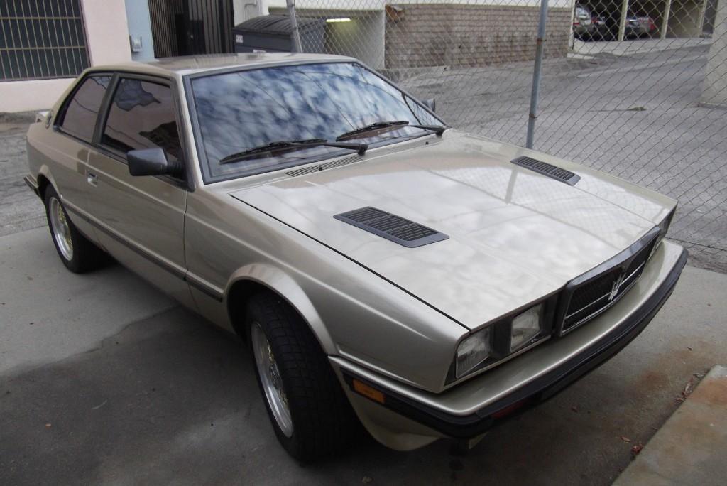 1987 Maserati Biturbo SI
