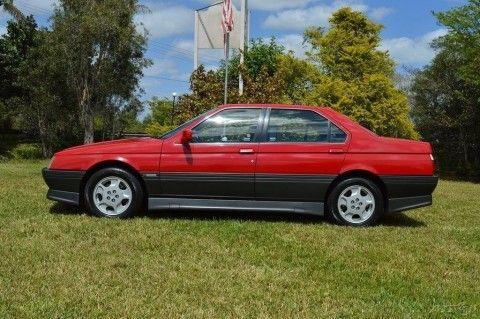 1990 Alfa Romeo 164 for sale