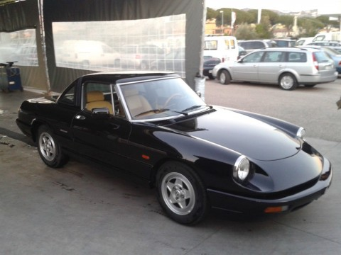 1992 Alfa Romeo Spider 1.6 for sale