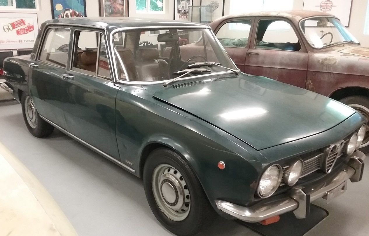 Alfa Romeo Berlina For Sale