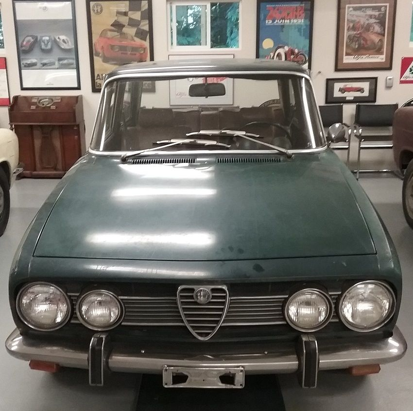 1969 Alfa Romeo 1750 Berlina For Sale