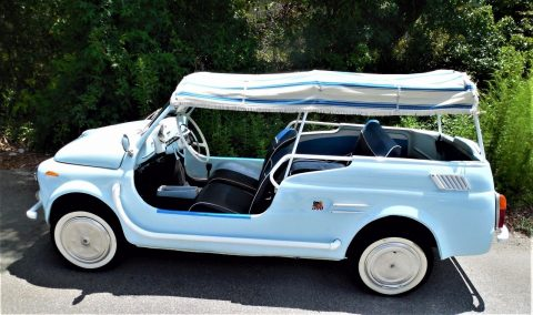 1971 Fiat 500 Jolly Beach Car for sale