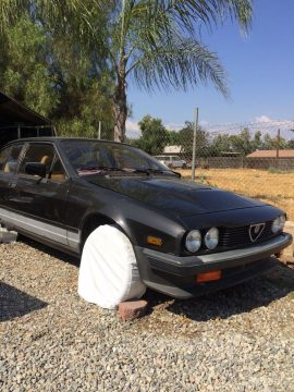 1983 Alfa Romeo GTV6 for sale
