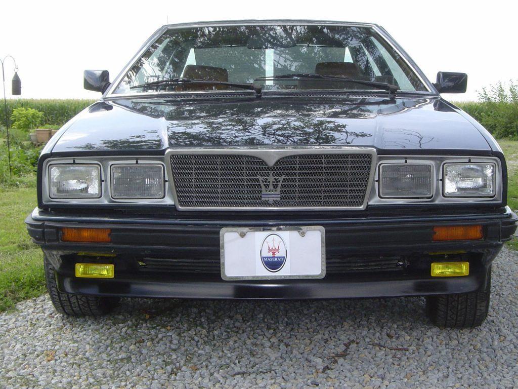 1985 Maserati Biturbo