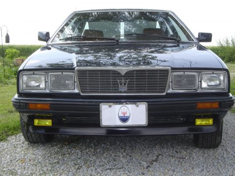 1985 Maserati Biturbo for sale