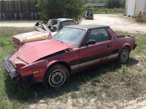 Bertone 1987 Fiat X-1/9 for sale