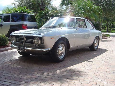 1967 Alfa Romeo GTV Giulia Sprint Veloce 1600 for sale