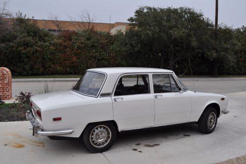 1971 Alfa Romeo Berlina 1750 in good Running Order (62k original miles) for sale