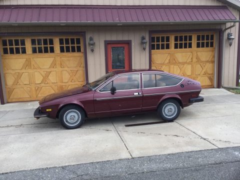 1979 Alfa Romeo GTV running restoration project for sale
