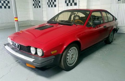 1981 Alfa Romeo GTV6 for sale