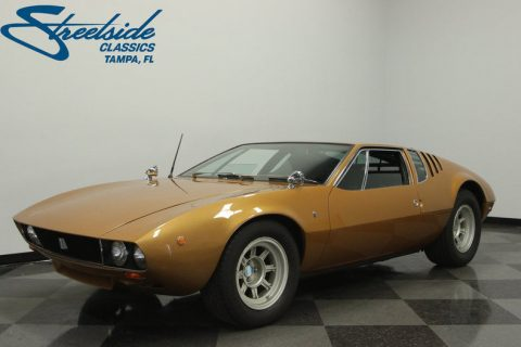 Amazing 1969 De Tomaso Mangusta for sale