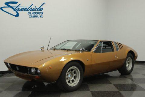 Amazing 1969 De Tomaso Mangusta for sale