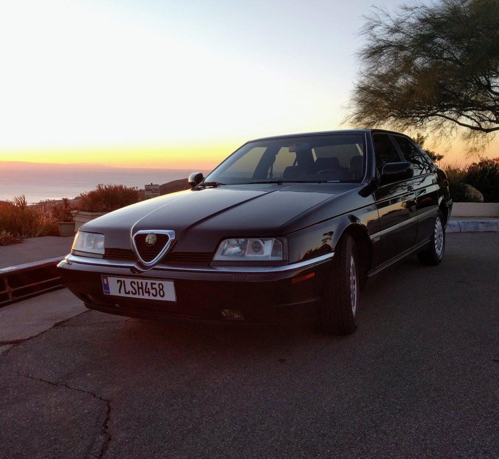 Fantastic 1995 Alfa Romeo 164