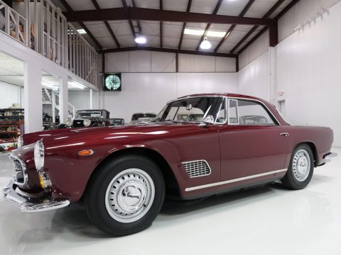 RARE 1960 Maserati 3500 GT by Touring for sale