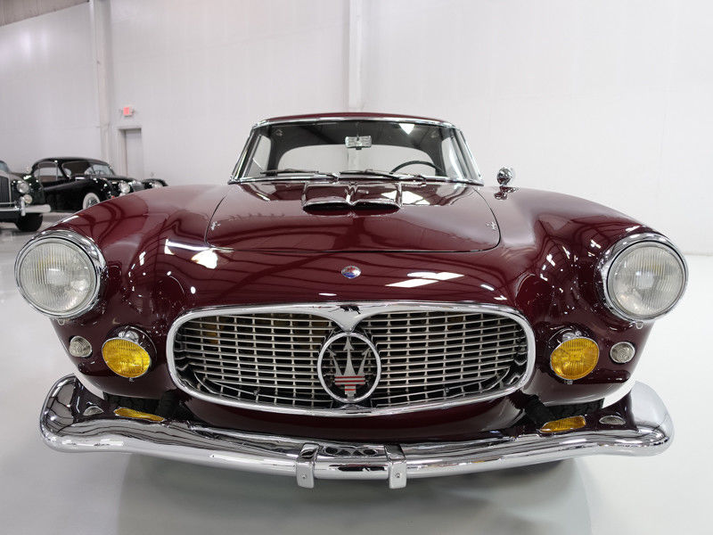RARE 1960 Maserati 3500 GT by Touring