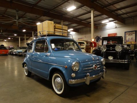 RESTORED 1963 Fiat 600 for sale