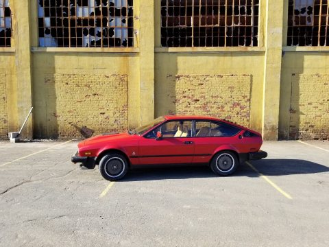 1984 Alfa Romeo GTV 6 – Runs Well for sale