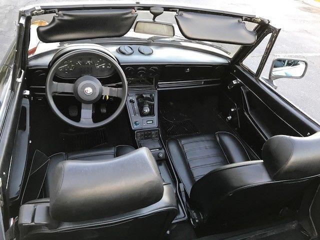 NICE 1987 Alfa Romeo Spider