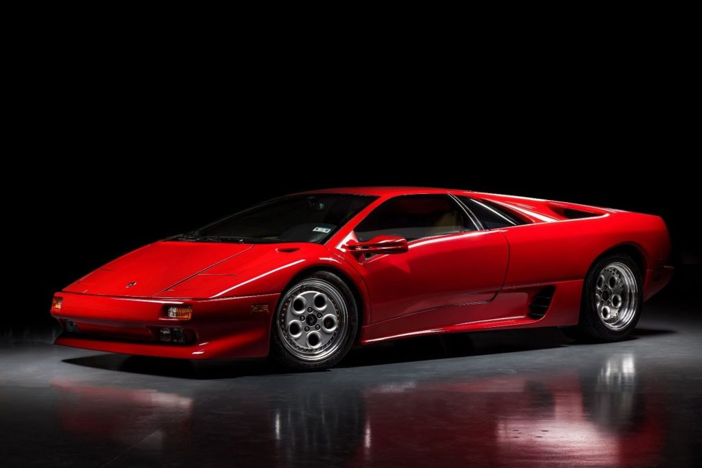 1991 Lamborghini Diablo in Showroom Condition