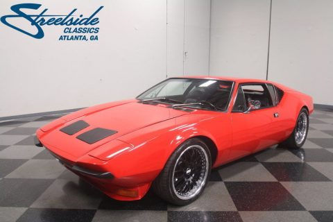 GREAT 1973 De Tomaso Pantera Restomod for sale