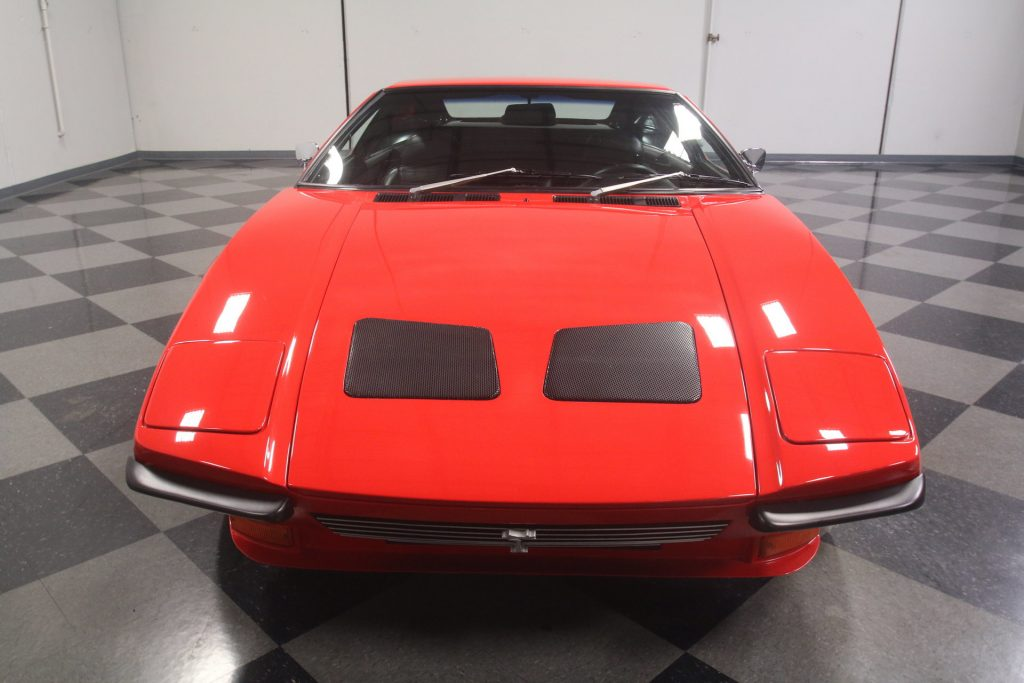 GREAT 1973 De Tomaso Pantera Restomod