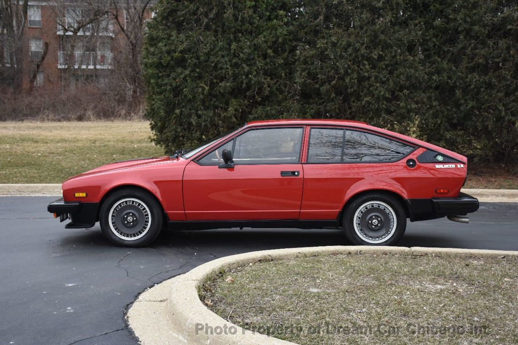 GREAT 1982 Alfa Romeo GTV6