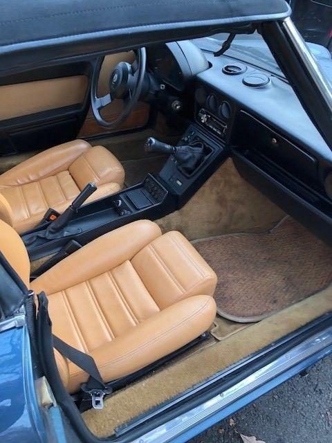 GREAT 1987 Alfa Romeo Spider