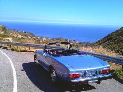 1977 Fiat 124 Spider – FAST! for sale