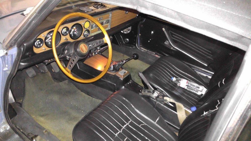 1977 Fiat 124 Spider – FAST!
