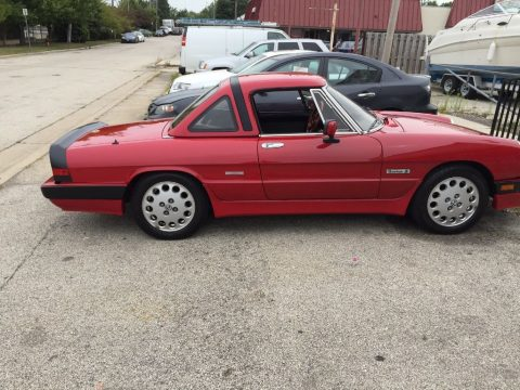 GREAT 1988 Alfa Romeo Giulia Hardtop / Convertible for sale