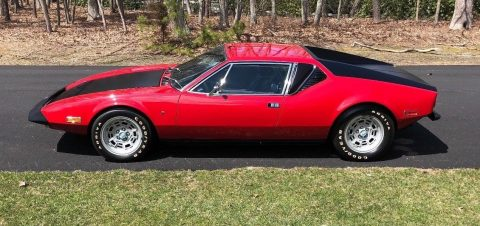 VERY NICE 1973 De Tomaso Pantera for sale