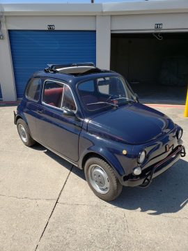 1971 Fiat 500L – Great condition for its age for sale