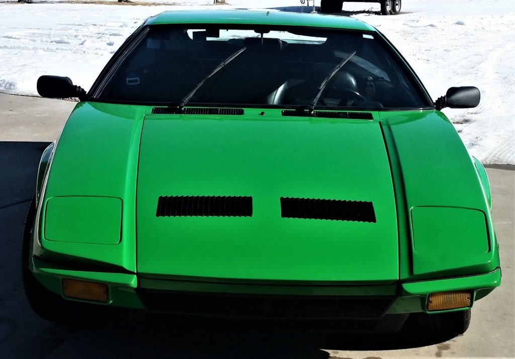 1972 De Tomaso – extremely reliable
