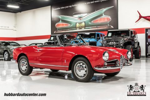 BEAUTIFUL 1964 Alfa Romeo Giulia for sale
