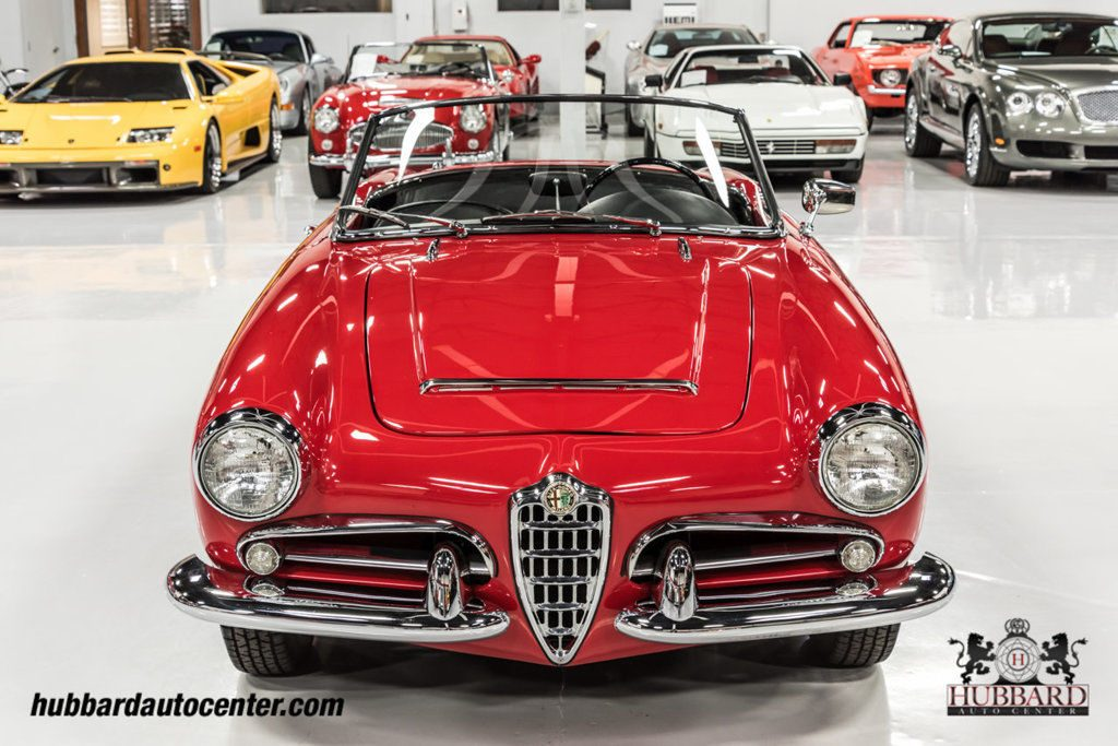 BEAUTIFUL 1964 Alfa Romeo Giulia