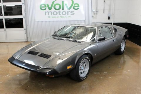 GREAT 1973 De Tomaso L for sale
