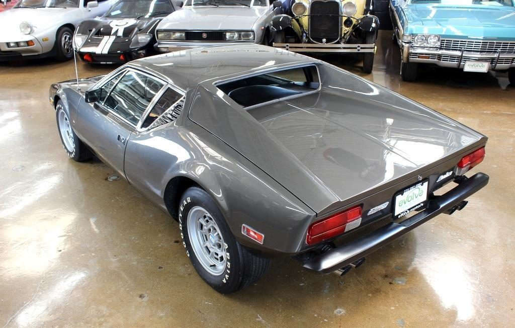 GREAT 1973 De Tomaso L
