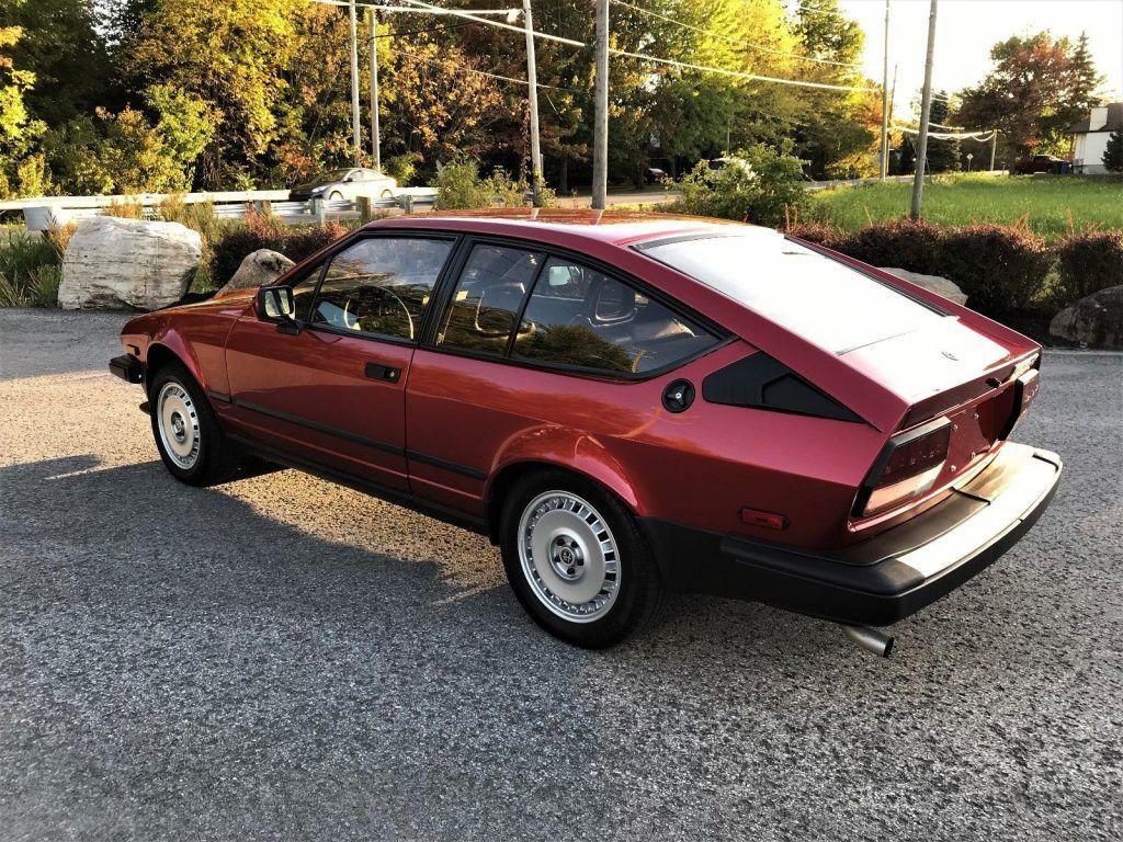 SUPER NICE 1984 Alfa Romeo GTV