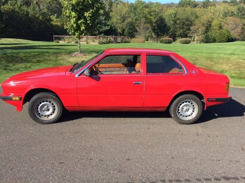 VERY NICE 1985 Maserati Biturbo for sale