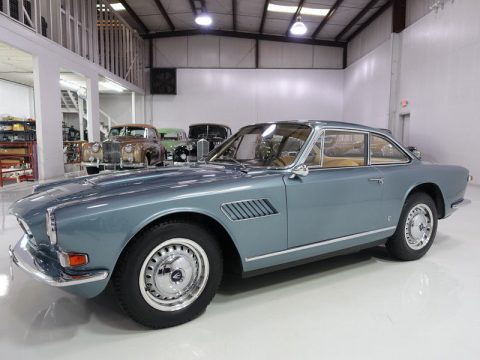 1965 Maserati 3500gti Sebring – Full Cosmetic restoration for sale