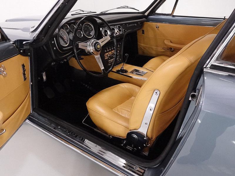 1965 Maserati 3500gti Sebring – Full Cosmetic restoration
