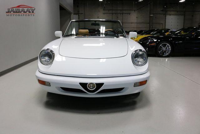AMAZING 1991 Alfa Romeo Spider
