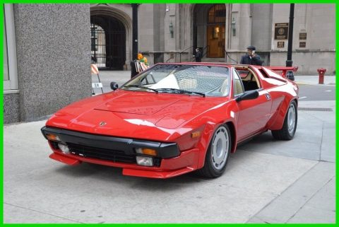 BEAUTIFUL 1984 Lamborghini Jalpa for sale