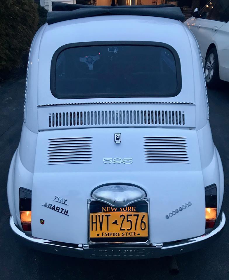 NICE 1970 Fiat 500L