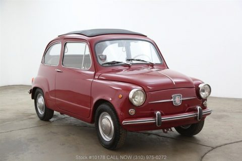 1969 Fiat 600 for sale