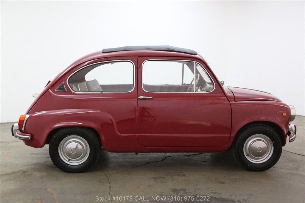 1969 Fiat 600