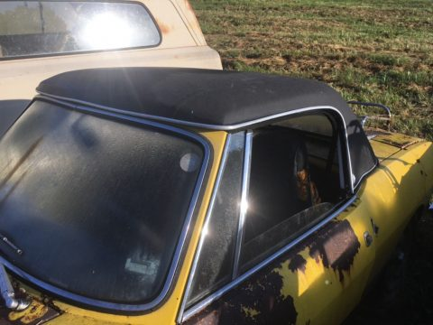 1971 & 1973 FIAT 850 Sport for sale