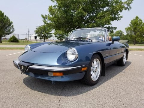 1987 Alfa Romeo Spider Veloce for sale