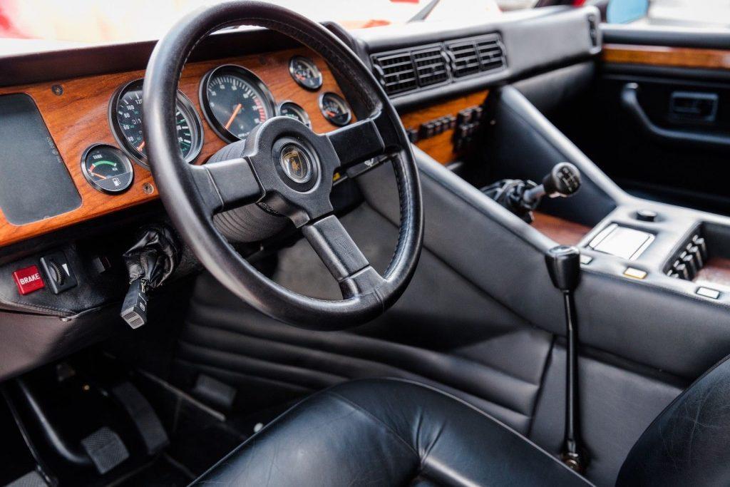 RARE 1989 Lamborghini LM002