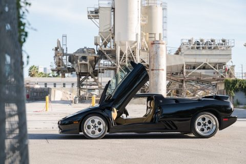 RARE 1999 Lamborghini Diablo for sale